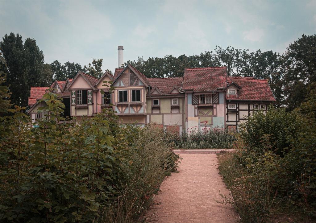 Villa inglesa del Spreepark